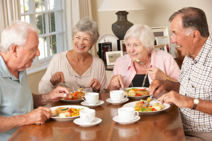 Food Delivery Service For Seniors